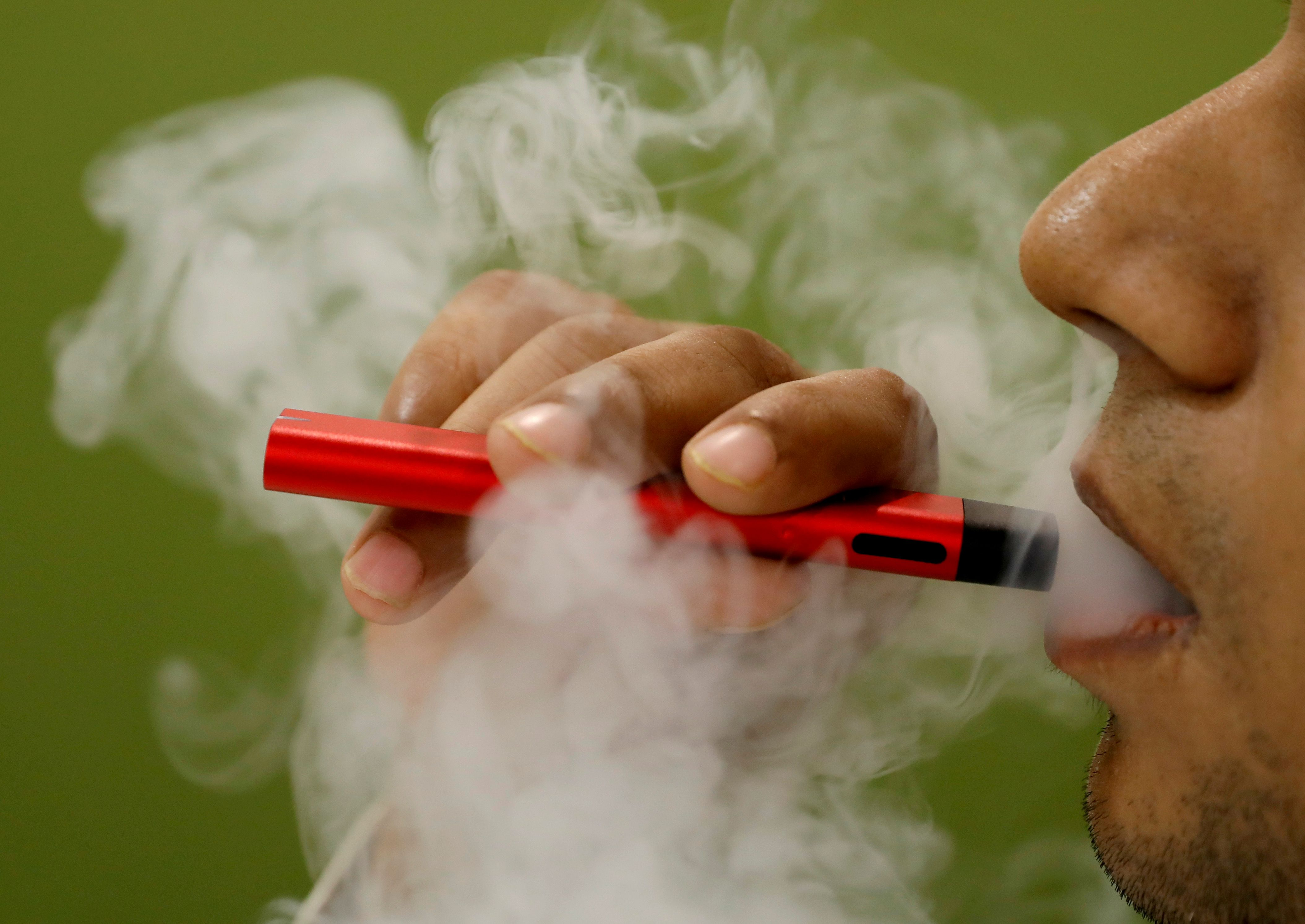 CDC says almost all vaping illness patients end up hospitalized | SD News