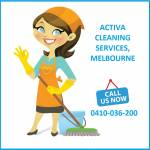 Activa Cleaning Services Melbourne