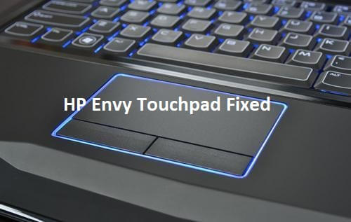 Fix HP Envy X360 Touchpad Not Working With These 3 Methods