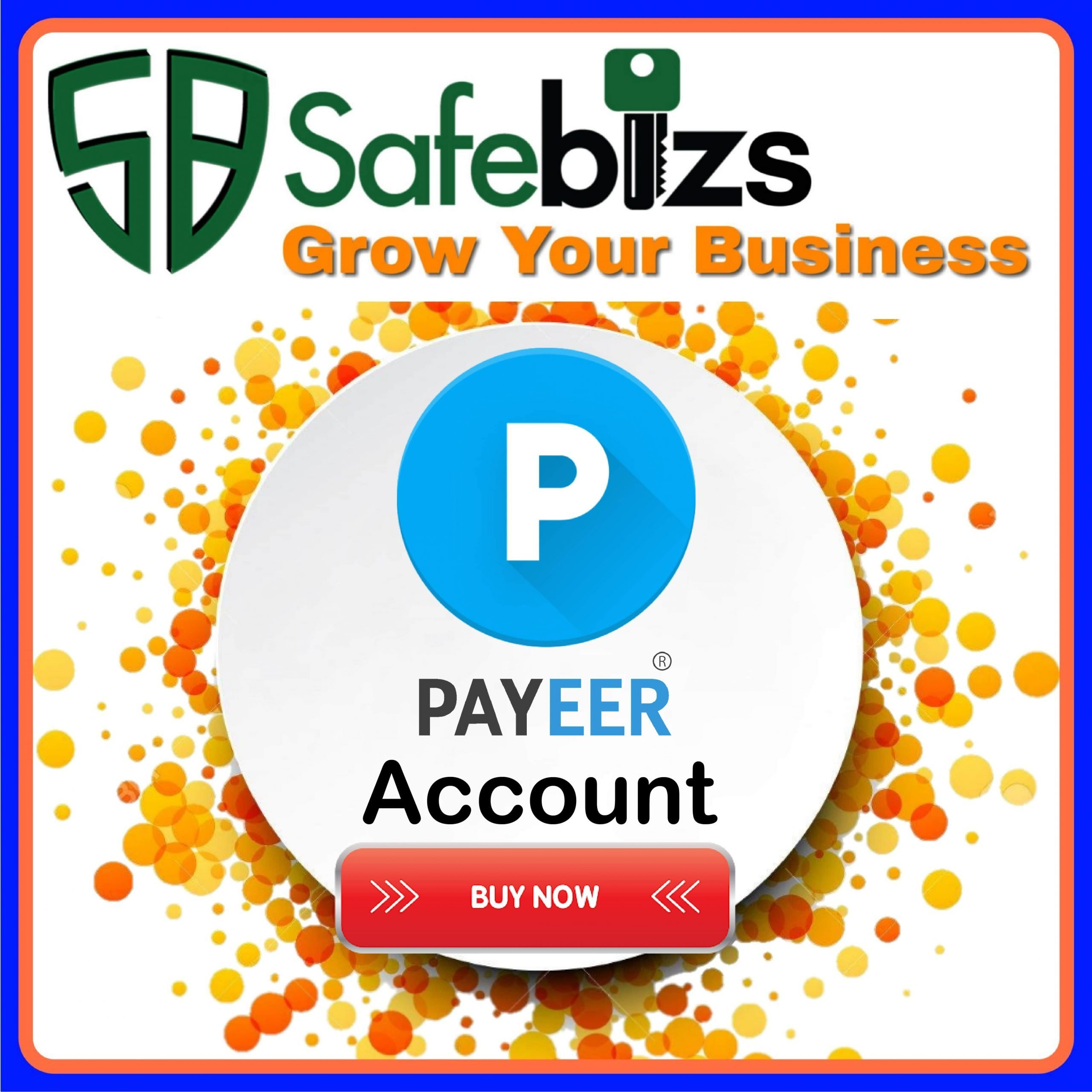Buy Verified Payeer Accounts - Payeer Account with Documents.