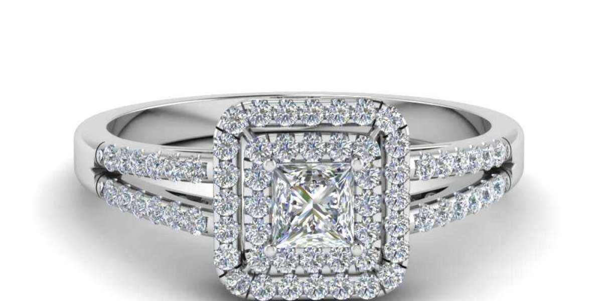6 Magical Facts about the Halo Engagement Rings
