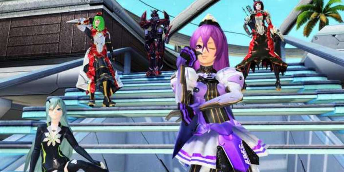 Review of Phantasy Star Online 2