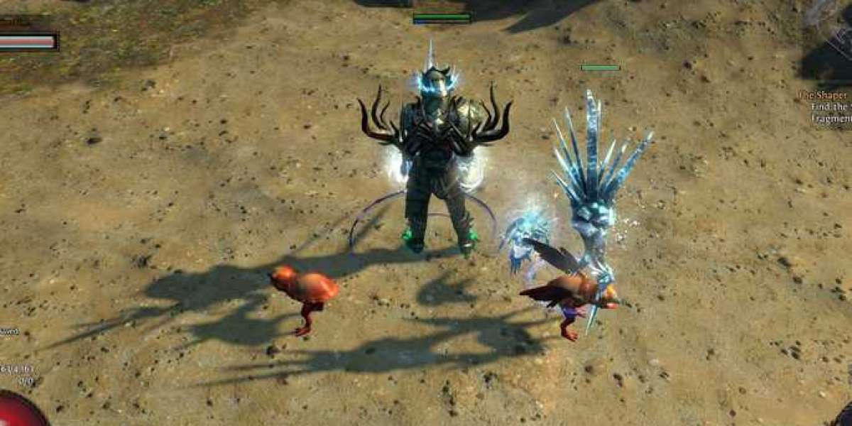 Path of Exile: Free Mystery Box