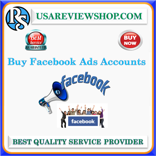 Buy Facebook Ads Accounts - USA, UK, Best Quality Old FB Ads Accounts