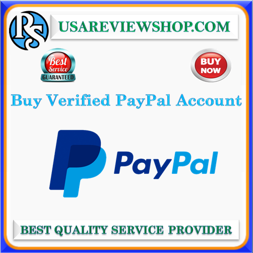 Buy Verified PayPal Accounts - USA Verified Personal & Business Account