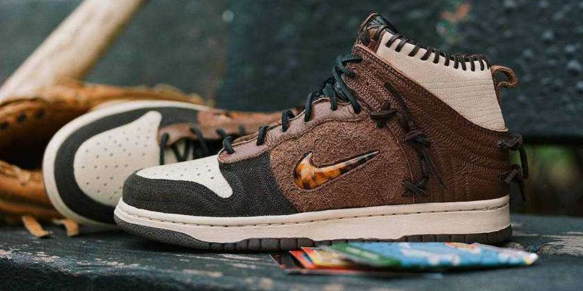 """CZ8125-200 Bodega x Nike Dunk High """"Legend"""" Is One Of The Most Worth Buying This Month"""