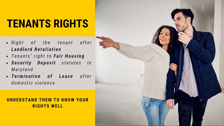 A Complete Guide to the Tenants' Rights in Maryland