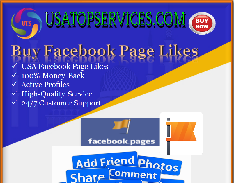 Buy Facebook Page Likes - Facebook Page Likes Cheap