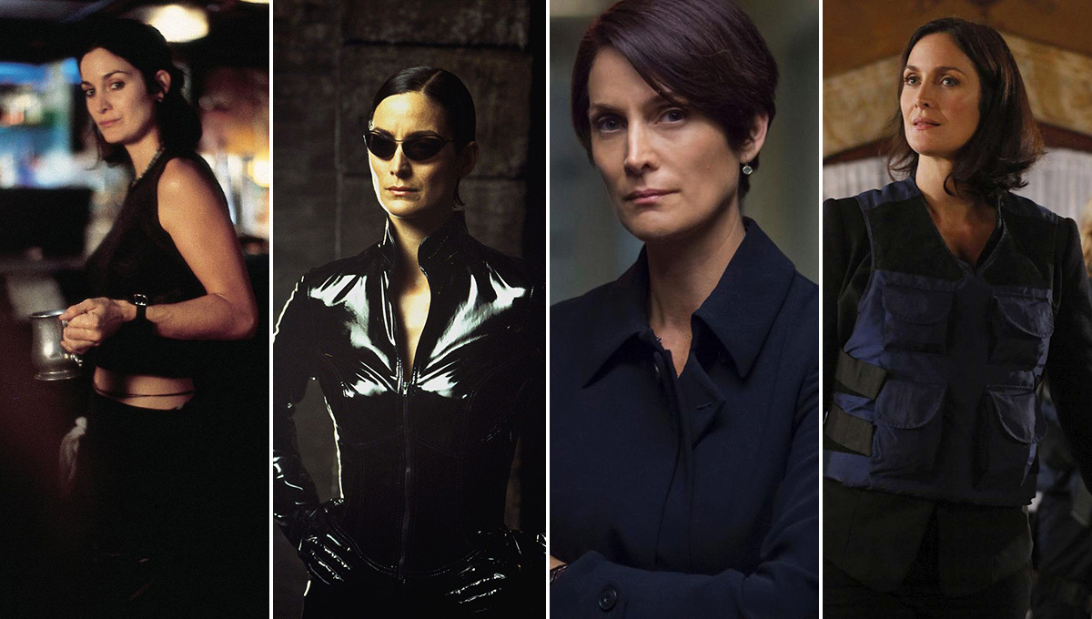 5 Best Movies and TV Shows Featuring Carrie-Anne Moss – James Boond