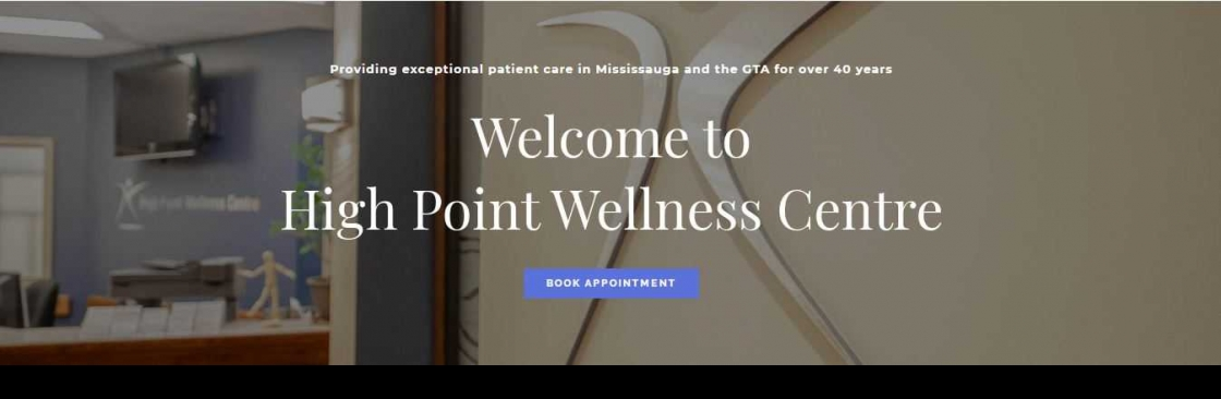 High Point Wellness Cover Image