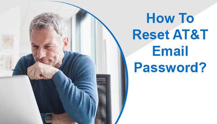 How To Reset AT&T Email Password | Change AT&T Email Password