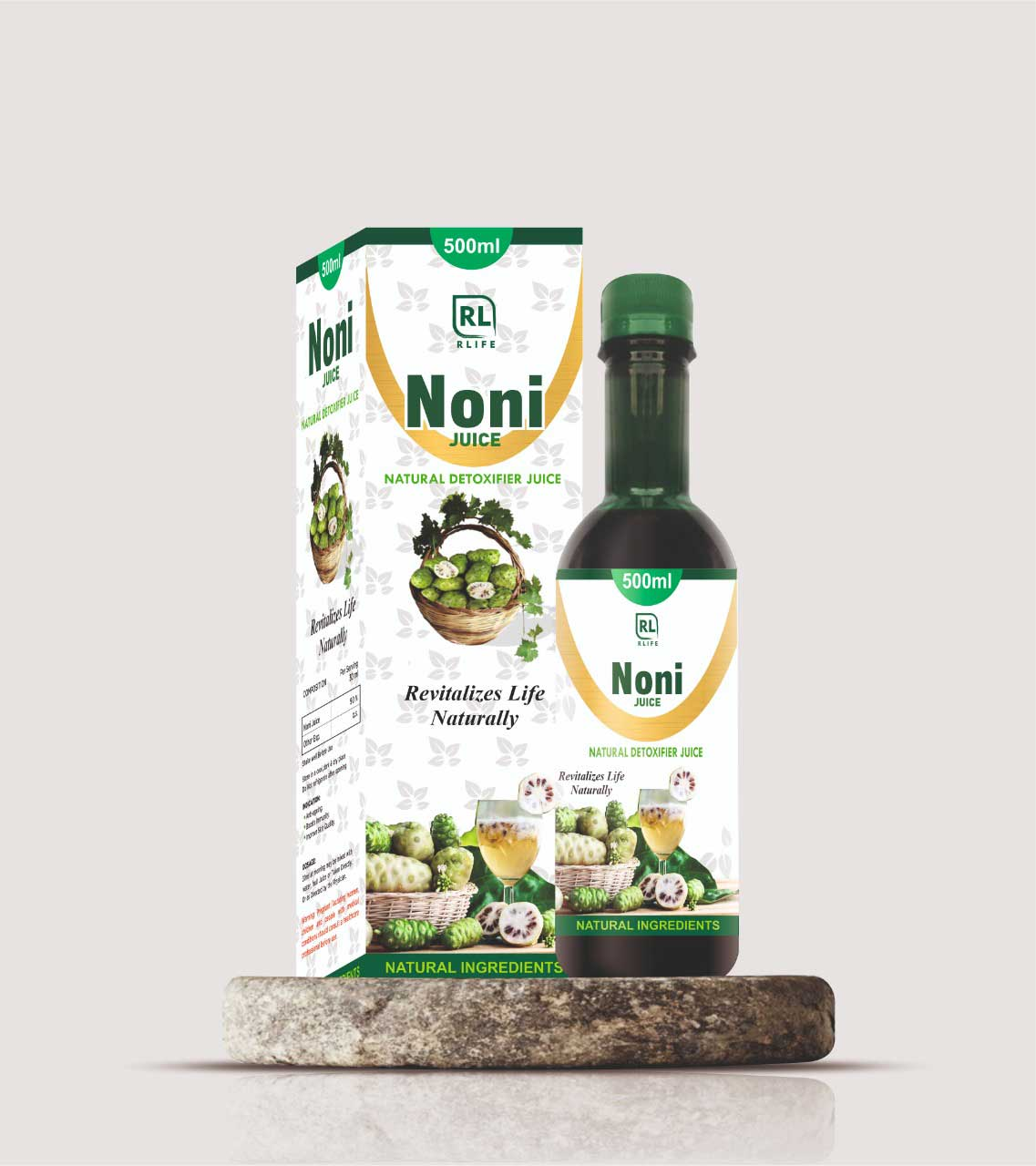Noni Juice Manufacturer In India - Third-Party Manufacturer of Noni Juice