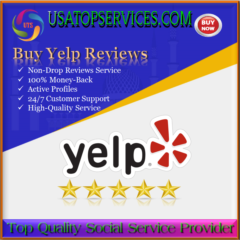Buy Yelp Reviews - With 100% Permanent Reviews
