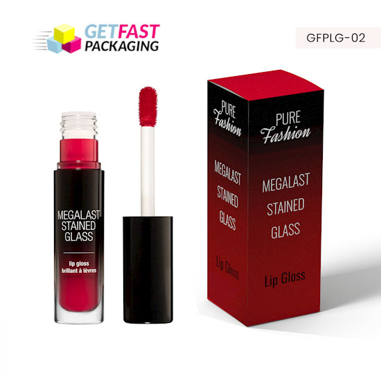 Get custom lip gloss boxes wholesale Available On Huge Discount